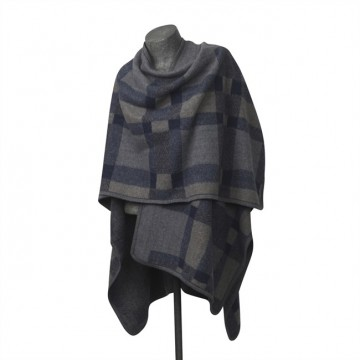 Poncho Lollo, blue