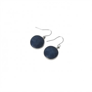Earring Alice, blue