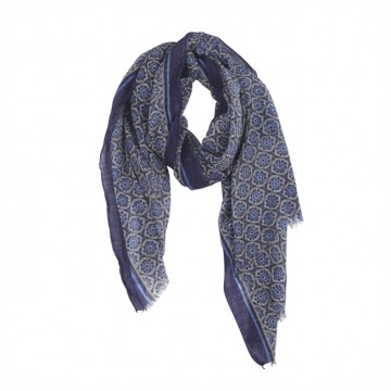Scarf Levante, blue