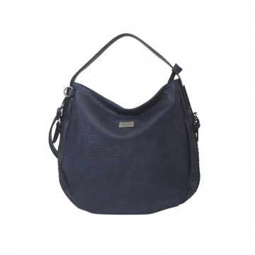 Shoulder bag Becky, navy blue