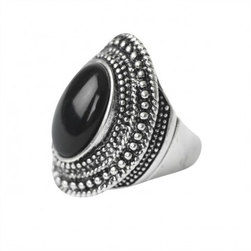 Ring Myra, black
